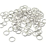 200 PCS Open Jump Rings – Yushulin10 mm Stainless