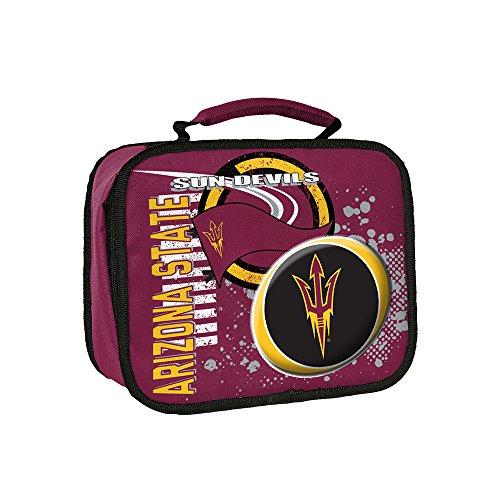 The Northwest Company NCAA Arizona State University Accelerator Lunch Kit, One Size, Black