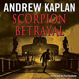 Scorpion Betrayal Audiobook