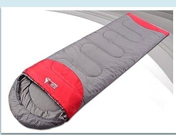 Saco de Dormir para Adultos cálido Saco de Dormir para Acampar al Aire Libre Saco de Dormir de: Amazon.es: Juguetes y juegos