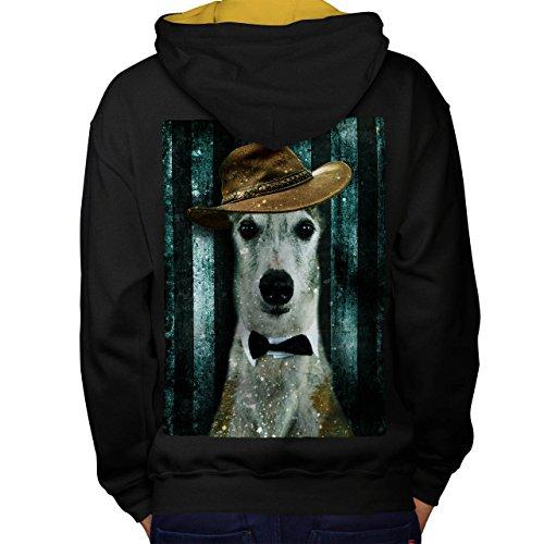 Greyhound Dogs Mens Hoodie - 2