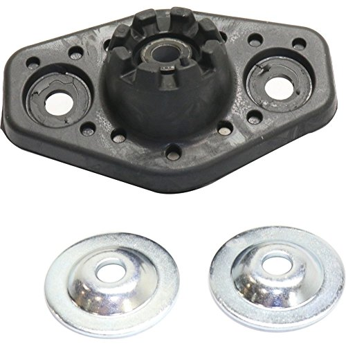 Rear Shock Mount (Evan-Fischer EVA15109091618 Shock and Strut Mount for MALIBU 04-12 Rear RH=LH Upper)
