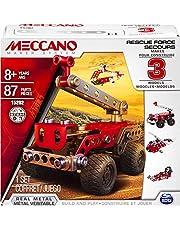 Meccano 3 Model Set - Rescue Force