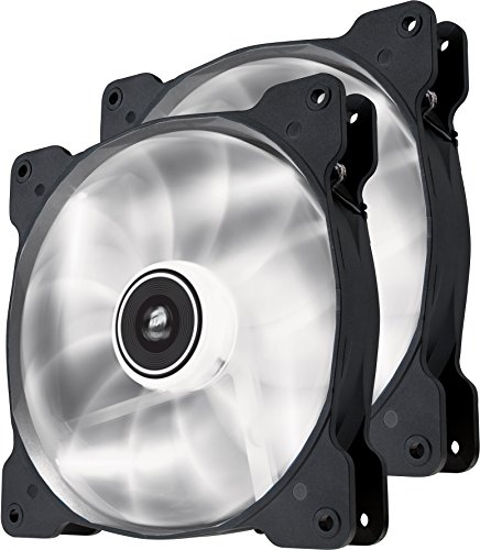 Corsair Air Series SP 140 LED White High Static Pressure Fan