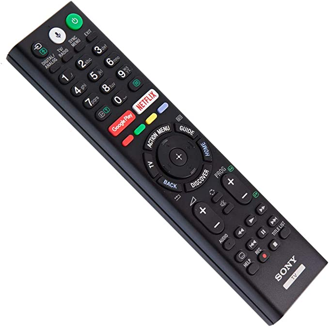 Sony RMF-TX300E / RMFTX300E Mando a distancia original para television Sony: Amazon.es: Hogar