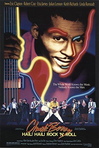 Chuck Berry Hail! Hail! Rock 'n' Roll 1987 Authentic 27