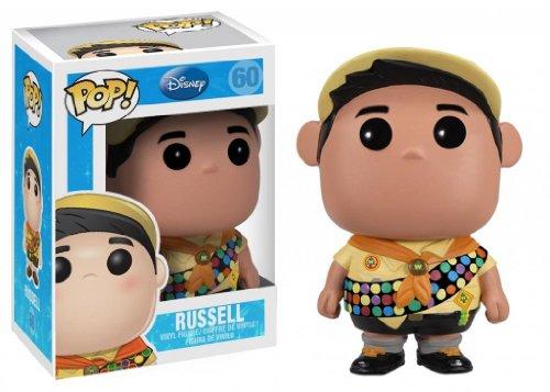 Russell Funko Disney Pixar Figure