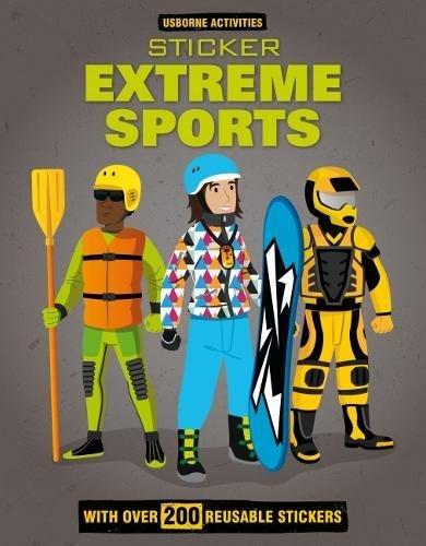 Extreme Sports (Sticker Dressing)
