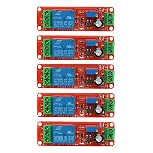 Amazon.com: Relay Module, UEB 2pcs/5pcs DC 12V Delay Relay