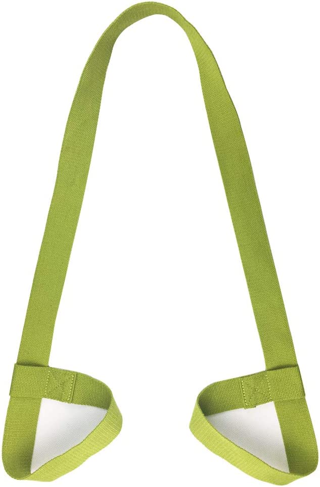 Riarbronee Yoga Mat Carrying Strap Sling,Adjustable Loops for all Mat Sizes(Mat not included)