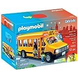 PLAYMOBIL (プレイモービル) School Bus Vehicle Playset スクールバス 5680 [並行輸入品]