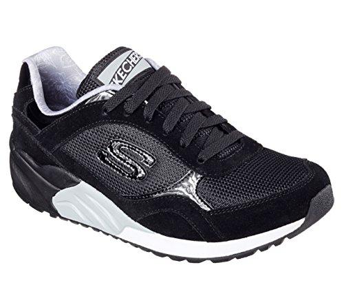 Sneaker Black blk Og Heights Great 95 Retros Skechers BZqwUU