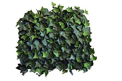 Ivy Leaf Pedestal (Greensmart Décor Artificial Ivy Panels Set, Set of)