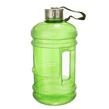bg-style plástico deporte botella de agua Big grande sin BPA botella para hacer deporte