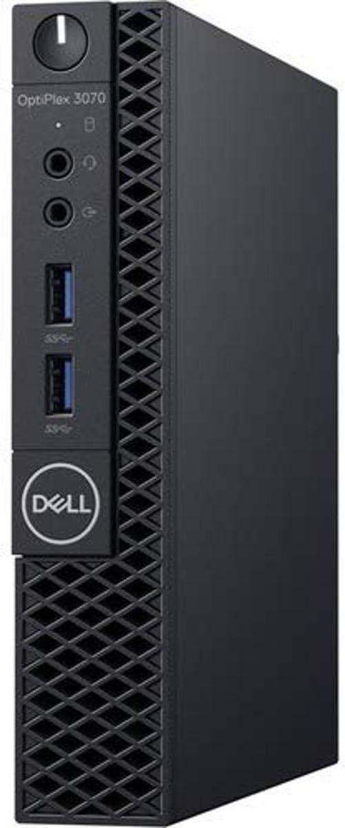 Dell OptiPlex 3070 Desktop Computer - Intel Core i5-9500T - 4GB RAM - 500GB HDD - Micro PC
