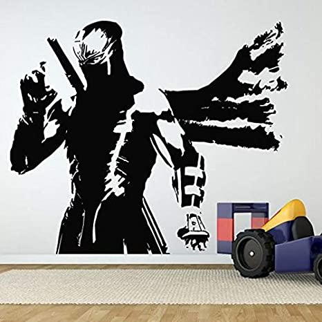 Kendo Sticker Samurai Decal Japan Ninja Poster Vinyl Art ...