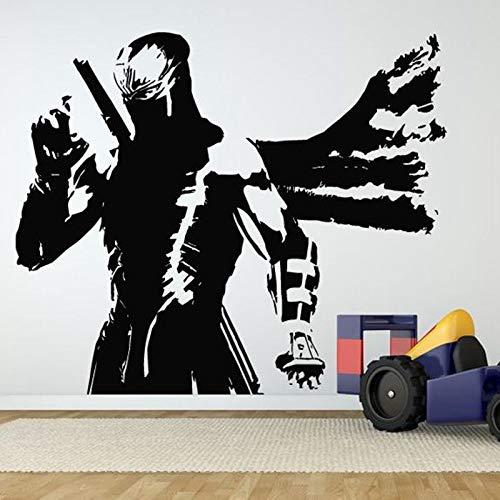 Shentop Kendo Sticker Samurai Calcomanía Japón Ninja Poster ...