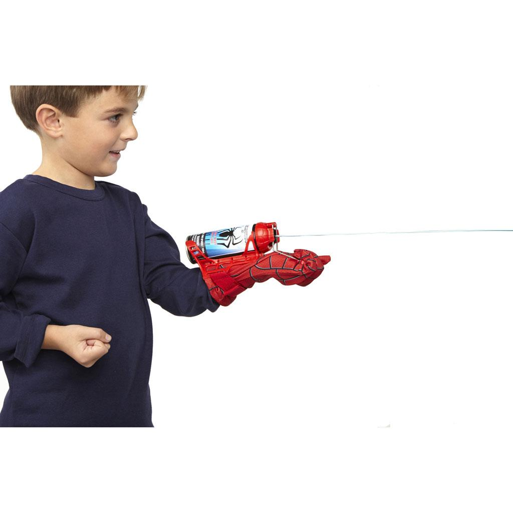 how to put together spiderman web shooter