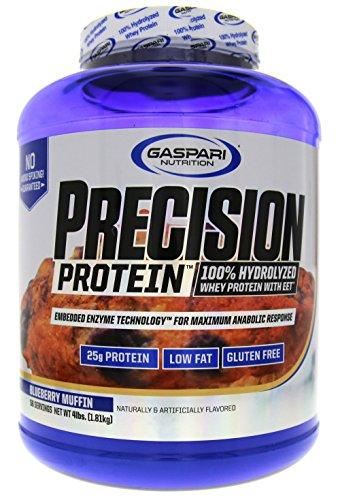 Gaspari Preciscion Protein 4lb Blueberry Muffin