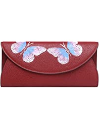 Designer Floral Purses Leather Crossbody Bags for Women 201619A