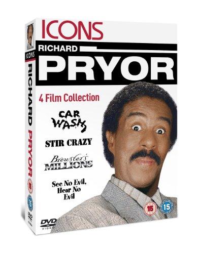 Richard Pryor - Car Wash/Stir Crazy/Brewster's Millions/See No Evil, Hear No Evil (Richard Pryor See No Evil Hear No Evil)