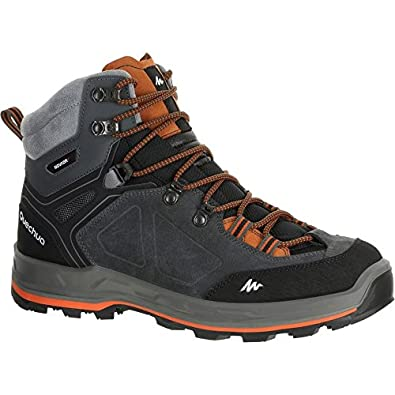 20a5c8493 QUECHUA FORCLAZ 500 HIGH MEN S BOOTS  Buy Online at Low Prices in ...