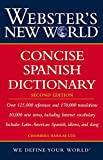 img - for Webster's New World Concise Spanish Dictionary, Second Edition book / textbook / text book