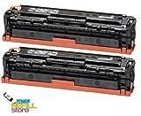 Toner Refill StoreTM 2PK Compatible Canon 131 CRG-131BK 6272B001AA Black Toner Cartridges for ImageClass MF8280Cw