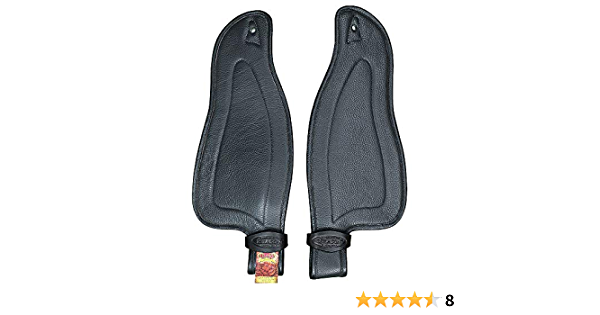 C-00BR Hilason Replacement Leather Fenders Pair Horse Endurance Saddle Brown