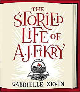 Image result for storied life of a j fikry