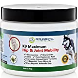 Pets Essential Products Advanced Hip and Joint Supplement for Dogs, 7 Active ingredients, 6 ounce