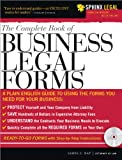 Complete Book of Business Legal Forms, James C. Ray, 1572486635