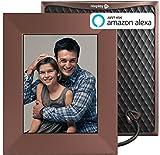 "Best Digital Photo Frames - Nixplay W08E- Burnished Bronze Iris 8"" Wi-Fi Cloud Review"