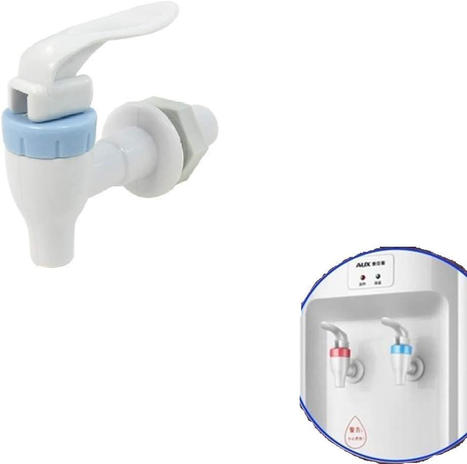 1PC Type de pression en plastique Broche pour Midea Distributeur deau Blanc Bleu