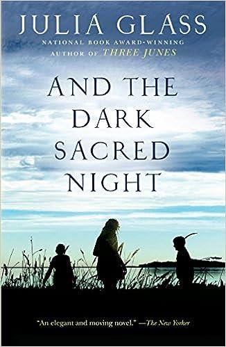 And The Dark Sacred Night Amazon Fr Julia Glass Livres