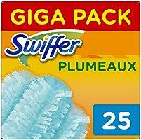 Swiffer - Recharges pour Plumeau Attrape-Poussière Duster - 25 p