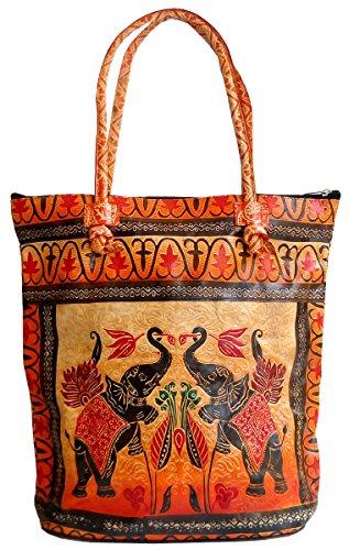 Multicolore Of India Crafts Donna A Spalla Borsa dv4ww0xY