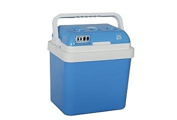 Kühlschrank Auto Nachrüsten : Artec a025 kühlbox 12 220 v 24 l blau: amazon.de: auto