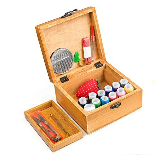 sewing box basket - 9