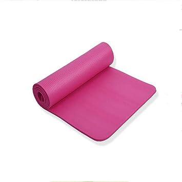 kMOoz Estera De Yoga Alfombra De Ejercicios Cuadrada Pilates ...