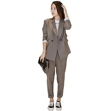 more photos 8c34d 49a9e LXYIUN Piccolo Vestito da Donna,Abbigliamento da Ufficio ...