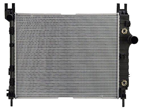 Dodge Radiator 02 Dakota (RADIATOR FOR DODGE FITS DAKOTA PICKUP DURANGO 2.5 3.9 4.7 5.2 5.9 V6 V8 2294)