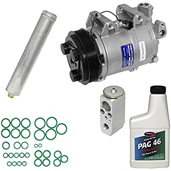 Universal Air Conditioner KT 1047 A/C Compressor and Component Kit