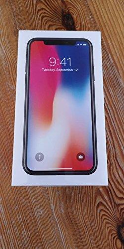 Apple iPhone X 64 GB SIM-Free Smartphone - Space...