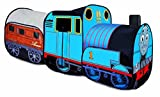 NEW Brightly Colored Thomas The Tank Play Vehicle W/ Caboose Playtent By PlayHut ^G#fbhre-h4 8rdsf-tg1376402