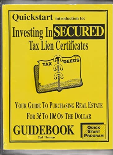 Tax Lien Investing Risks And Benefits