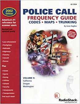 Police Call Frequency Guide (America's #1 Reference for Scanner