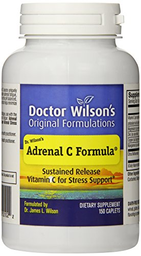 Dr Wilson's Original Formulations Adrenal C Extracts, 150 Count