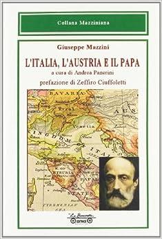 Book L'Italia, l'Austria e il Papa