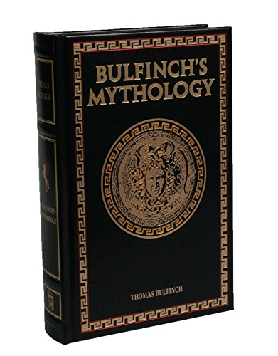 Bulfinch's Mythology (Leather-bound Classics)